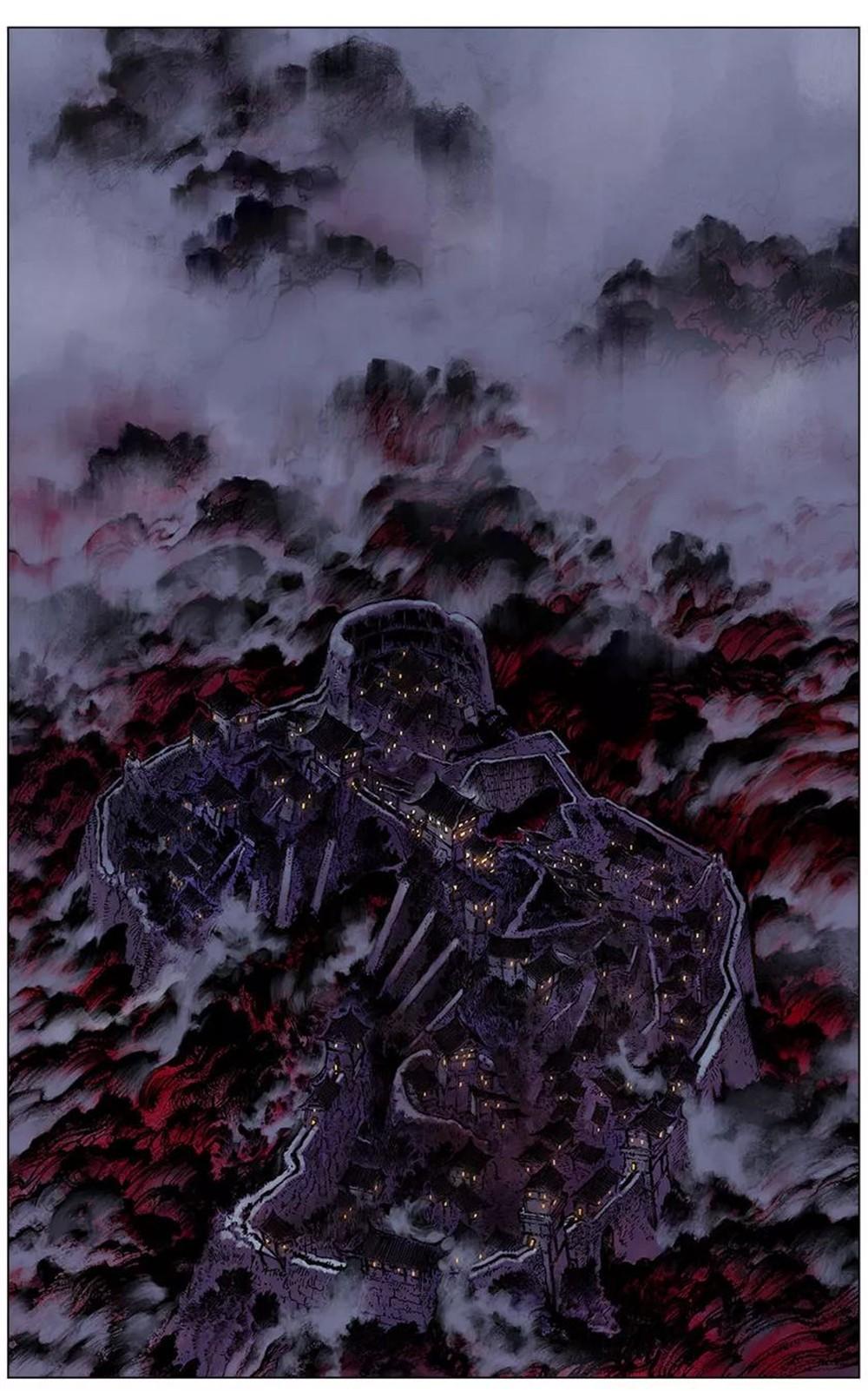 金龙头条 | 他用十年,磨砺出了锋芒毕露的《山海戮》 原创专区-第6张
