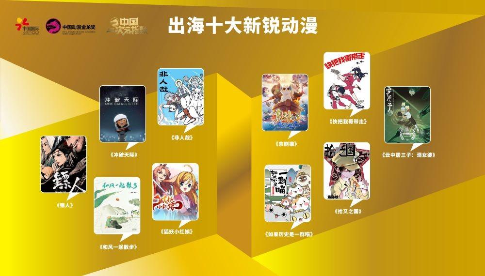 """乘风破浪,""""中国动漫出海50强""""在澳门发布 原创专区-第5张"""